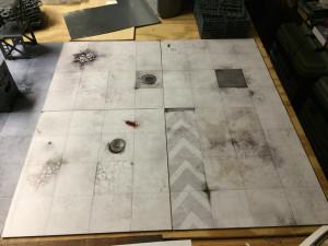 Deadzone_papermat_on_hardboard